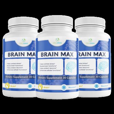Brainmax x3